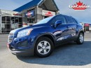 Used 2014 Chevrolet Trax REMOTE START/REAR CAMERA/MY LINK for sale in Ottawa, ON