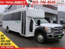 Used 2013 Ford F-550 Chassis CAB XL| LIMOUSINE| 24-PASSENGER| 2 SCREENS| for sale in Burlington, ON
