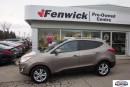 Used 2011 Hyundai Tucson GLS AWD at for sale in Sarnia, ON