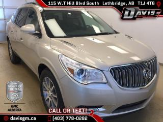 New 2017 Buick Enclave Leather for sale in Lethbridge, AB