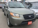 Used 2009 Hyundai Santa Fe AWD NO ACCIDENTS Leather Alloys Bluetooth LOADED for sale in Scarborough, ON