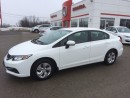 Used 2014 Honda Civic LX for sale in Smiths Falls, ON