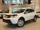 Used 2013 Toyota RAV4 LIMITED-AWD-LEATHER-SUNROOF-REAR CAMERA for sale in York, ON