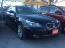 Used 2008 BMW 5 Series 535i Low KM 123K w/Nav, Bluetooth, Lane Departure for sale in Scarborough, ON