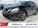 Used 2016 Nissan Murano SV for sale in Edmonton, AB