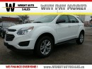 Used 2017 Chevrolet Equinox LS| AWD| BLUETOOTH| CRUISE CONTROL| 29,427KMS for sale in Kitchener, ON