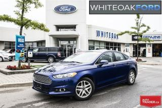 Used 2015 Ford Fusion SE for sale in Mississauga, ON