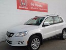 Used 2011 Volkswagen Tiguan 2.0 TSI Comfortline, AWD, PANOROOF for sale in Edmonton, AB