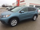 Used 2014 Honda CR-V EX-L AWD for sale in Smiths Falls, ON