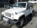 Used 2011 Jeep Wrangler Sahara Unlimited for sale in Surrey, BC