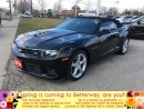 Used 2014 Chevrolet Camaro 2SS TOP DOWN PARTY! for sale in Stoney Creek, ON