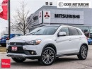 Used 2016 Mitsubishi RVR 2.4L GT 4WD - Leather roof, 18 alloys for sale in Mississauga, ON