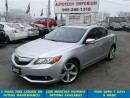 Used 2013 Acura ILX Premium Pkg Leather/Sunroof/Camera&GPS for sale in Mississauga, ON