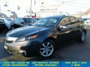 Used 2012 Acura TL Premium Leather/Sunroof/Alloys for sale in Mississauga, ON