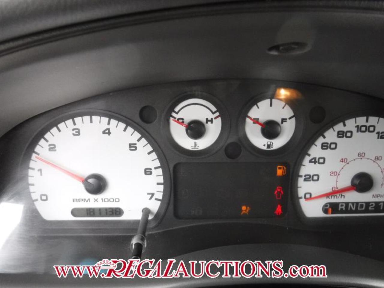 2008 Ford RANGER  SUPERCAB RWD