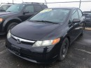 Used 2008 Honda Civic DX for sale in Burlington, ON