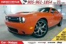 Used 2016 Dodge Challenger SXT| SUPERTRACK PAK| COLD WEATHER GRP| NAV & MORE| for sale in Mississauga, ON