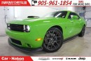 Used 2017 Dodge Challenger R/T 392|BRAND NEW| SCATPAK| SHAKER HOOD|GO GREEN| for sale in Mississauga, ON