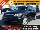 Used 2016 Chrysler Town & Country Touring-Running Boards-Back up Camera for sale in Belleville, ON