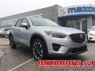 Used 2016 Mazda CX-5 GT Touring AWD, NAVI, LEATHER, SUNROOF-TORONT for sale in North York, ON