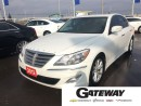 Used 2012 Hyundai Genesis Sedan 3.8**TECH**NAVI**SUNROOF**LEATHER**ALLOYS** for sale in Brampton, ON