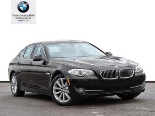 Used 2013 BMW 528 i xDrive 6Yrs/160KM Warranty for sale in Markham, ON