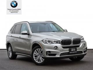 Used 2014 BMW X5 xDrive35i Luxury Line Premium Package for sale in Unionville, ON