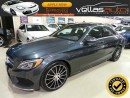 Used 2015 Mercedes-Benz C-Class C400**4MATIC**AMG**SPORT PKG**NAVI**PANO RF** for sale in Woodbridge, ON