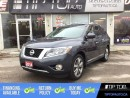 Used 2014 Nissan Pathfinder Platinum ** LOADED, Nav, DVD, Pano Roof ** for sale in Bowmanville, ON