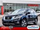 Used 2013 Nissan Pathfinder Platinum*Luxury*Loaded* for sale in Ajax, ON