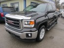 Used 2014 GMC Sierra 1500 HARD WORKING SLE MODEL 6 PASSENGER 4.3L - V6 ENGINE.. 4X4.. CREW.. SHORTY.. BACK-UP CAMERA.. TOUCH SCREEN DISPLAY.. for sale in Bradford, ON