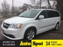 Used 2016 Dodge Grand Caravan Crew Plus/LEATHER/LOADED/LOW,LOW KMS! for sale in Kitchener, ON