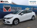 Used 2016 Chevrolet Cruze NEW STYLE, SUNROOF, BOSE, REMOTE START for sale in Ottawa, ON