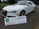 Used 2013 Audi A7 S Line, Loaded, Insp, Warr for sale in Surrey, BC