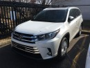 New 2017 Toyota Highlander LIMITED  for sale in Pickering, ON
