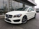 Used 2016 Mercedes-Benz CLA-Class 4Matic,sport,premium package,Nav,blind spot for sale in Surrey, BC