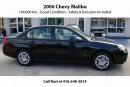 Used 2006 Chevrolet Malibu LS for sale in Brampton, ON