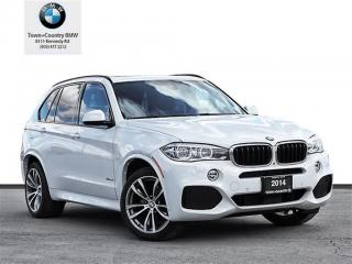 Used 2014 BMW X5 xDrive35i M Sport Line for sale in Markham, ON