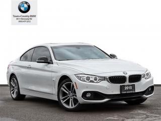 Used 2015 BMW 428i xDrive Coupe Navigation for sale in Markham, ON