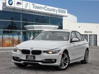 Used 2014 BMW 320i Xdrive Sedan Sport Line (3C37) 6yrs/160KM Warranty for sale in Unionville, ON