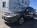 Used 2014 Dodge Journey R/T NAVIGATION, SUNROOF, LEATHER, 7 PASSENGER !! for sale in Concord, ON