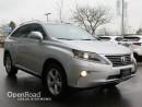 Used 2013 Lexus RX 350 Premium Pkg for sale in Richmond, BC