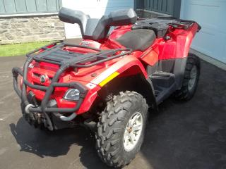 Used 2007 Can-Am Commander Outlander 400 for sale in Paris, ON