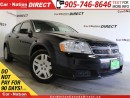 Used 2014 Dodge Avenger | ONE PRICE INTEGRITY| LOCAL TRADE| for sale in Burlington, ON