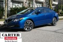 Used 2015 Honda Civic EX + LOCAL + NO ACCIDENTS + CERTIFIED! for sale in Vancouver, BC