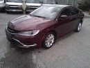 Used 2015 Chrysler 200 C for sale in Kitchener, ON