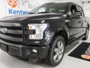 Used 2015 Ford F-150 Fully loaded all black everything!!! for sale in Edmonton, AB