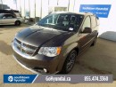 Used 2016 Dodge Grand Caravan SXT, BLUETOOTH, ALLOY WHEELS. for sale in Edmonton, AB