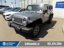 Used 2014 Jeep Wrangler Unlimited LEATHER, REAR LOCKING DIFF. for sale in Edmonton, AB