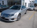 Used 2012 Ford Fusion SEL for sale in St Jacobs, ON